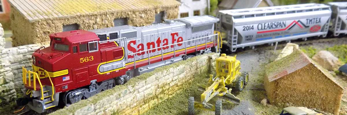 Carnival of Trains