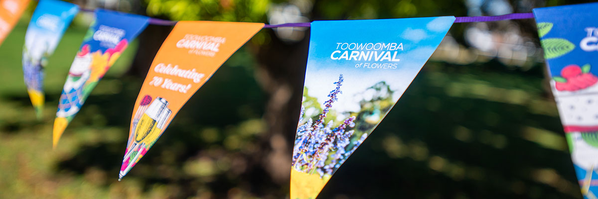 Toowoomba Carnival of Flowers announces month long celebration for 2021