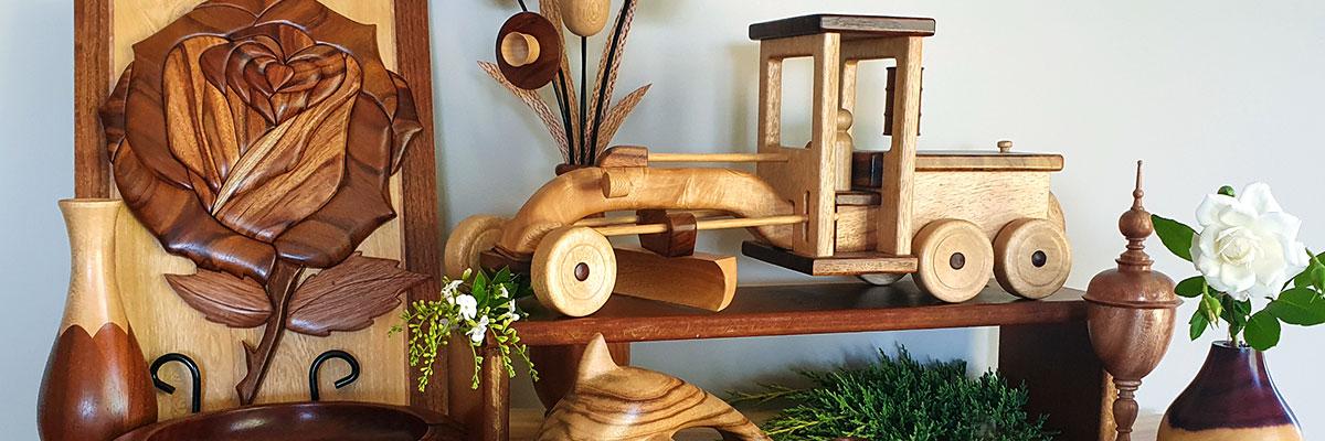 Golden Gouge Woodcraft Competition